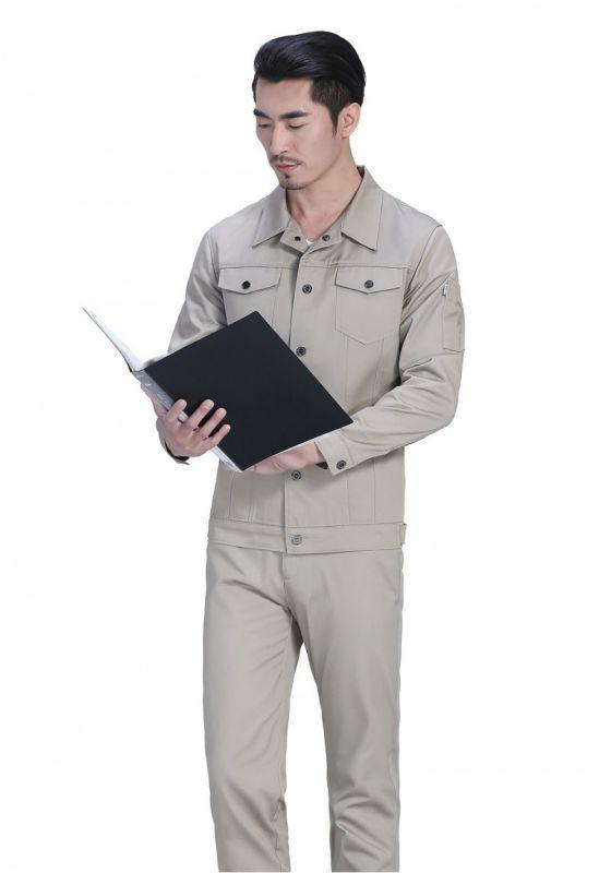 了解男士工作服搭配技巧,穿出最帅的自己!