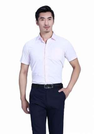企业订做职业装该怎么搭配衬衫