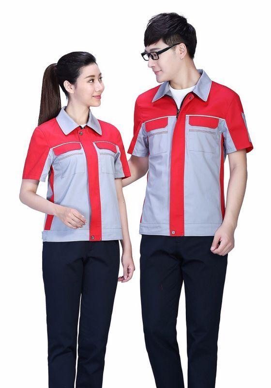 夏季工服定做注意事项以及员工夏季工服款式选择与搭配
